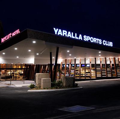 Yaralla Sports Club, Gladstone